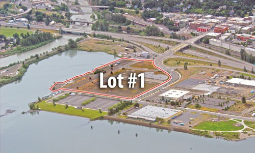 Port of Hood River Lot 1