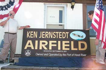 Ken Jernstdt Airfield Historical Photo