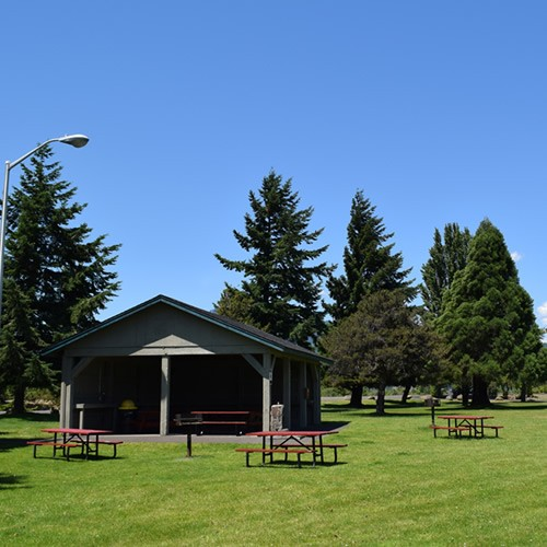 Reserve the Marina Park Picnic Shelter