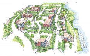 Lot 1 conceptual design