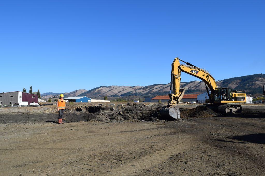 Port Development/Property Manager on-site, Lower Mill Development
