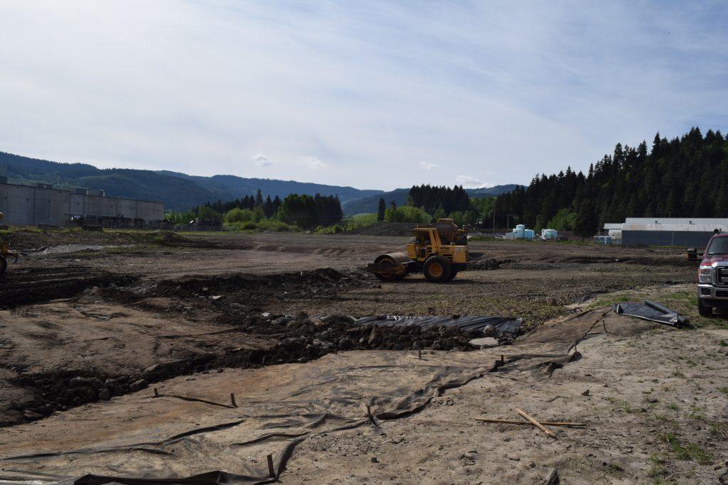 Lower Mill Site Development
