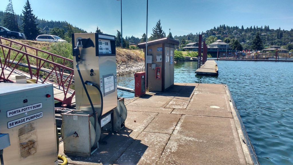 Guest Dock / Fueling Information – Port of Hood River